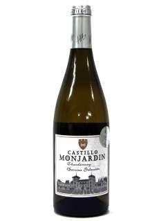 Bílé víno Castillo Monjardín Chardonnay Fermentado en Barrica