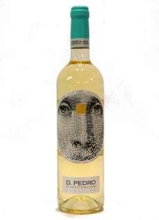 Bílé víno Pedro de Soutomaior