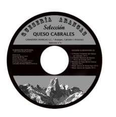 Cabrales sýr Pepe Bada, Selección Cabrales