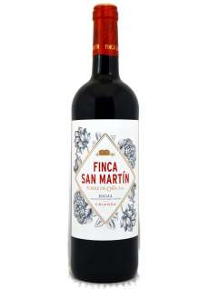 Červené víno Finca San Martín