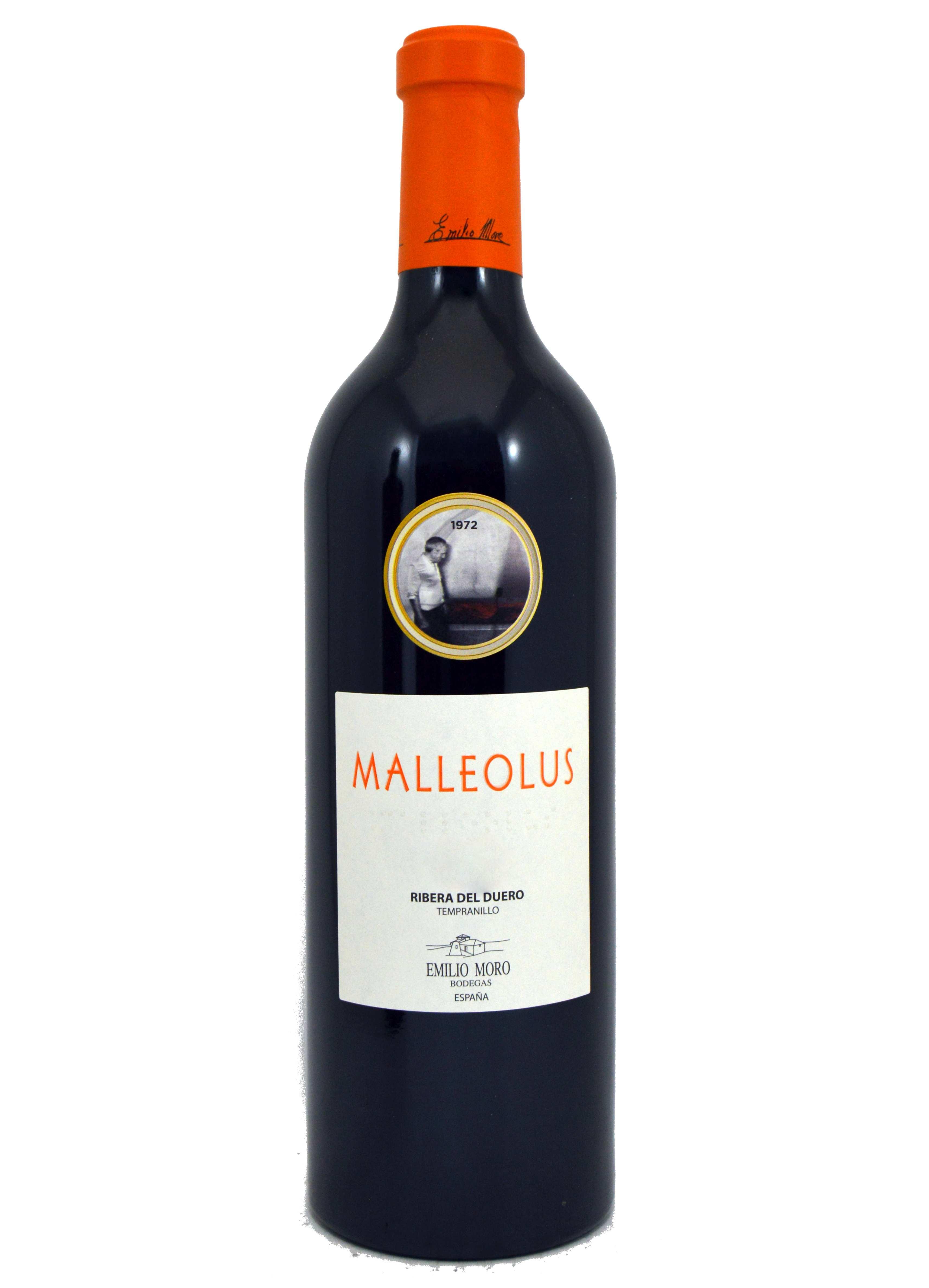Červené víno Malleolus