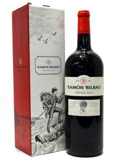 Červené víno Ramón Bilbao  (Magnum)