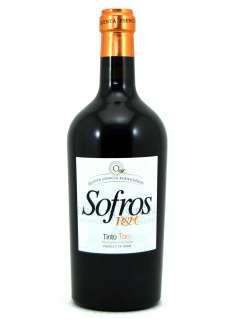 Červené víno Sofros P & M