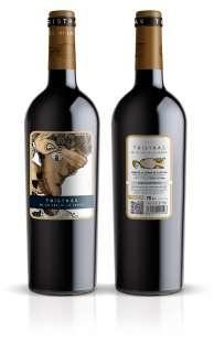 Červené víno TRIS TRAS