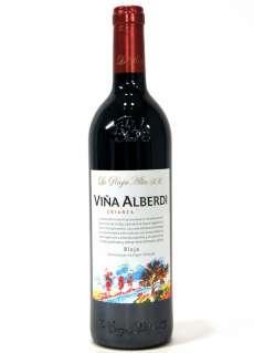 Červené víno Viña Alberdi