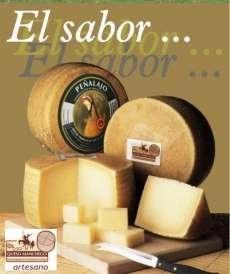 Manchego sýr Peñalajo