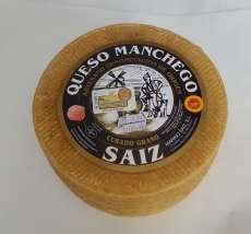 Manchego sýr Saiz