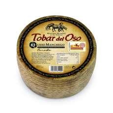 Manchego sýr Tobar del Oso