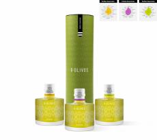 Olivový olej 9-Olivos, pack cata Green Flavours