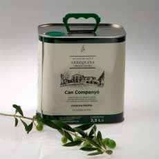 Olivový olej Can Companyó
