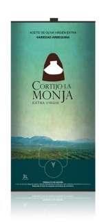 Olivový olej Cortijo la Monja, Claramunt Arberquina