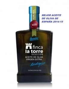 Olivový olej Finca la Torre