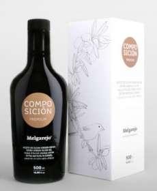 Olivový olej Melgarejo, Premium Composición