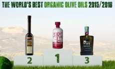 Olivový olej World's best organic olive oils pack