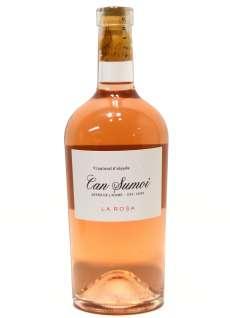 Růžové víno Can Sumoi La Rosa
