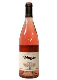 Růžové víno Muga Rosado