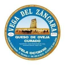 Vytvrzený sýr Vega del Záncara